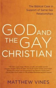 Read more about the article God and the Gay Christian by Matthew Vines