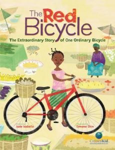 Read more about the article The Red Bicycle by Jude Isabella