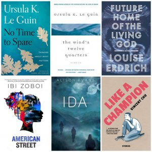 Last Year's Favorite Winter Reads (#AMonthOfFaves)