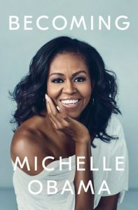 Read more about the article Becoming by Michelle Obama