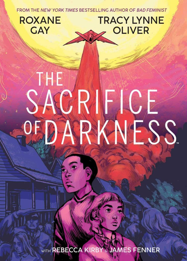 cover image for the sacrifice of darkness