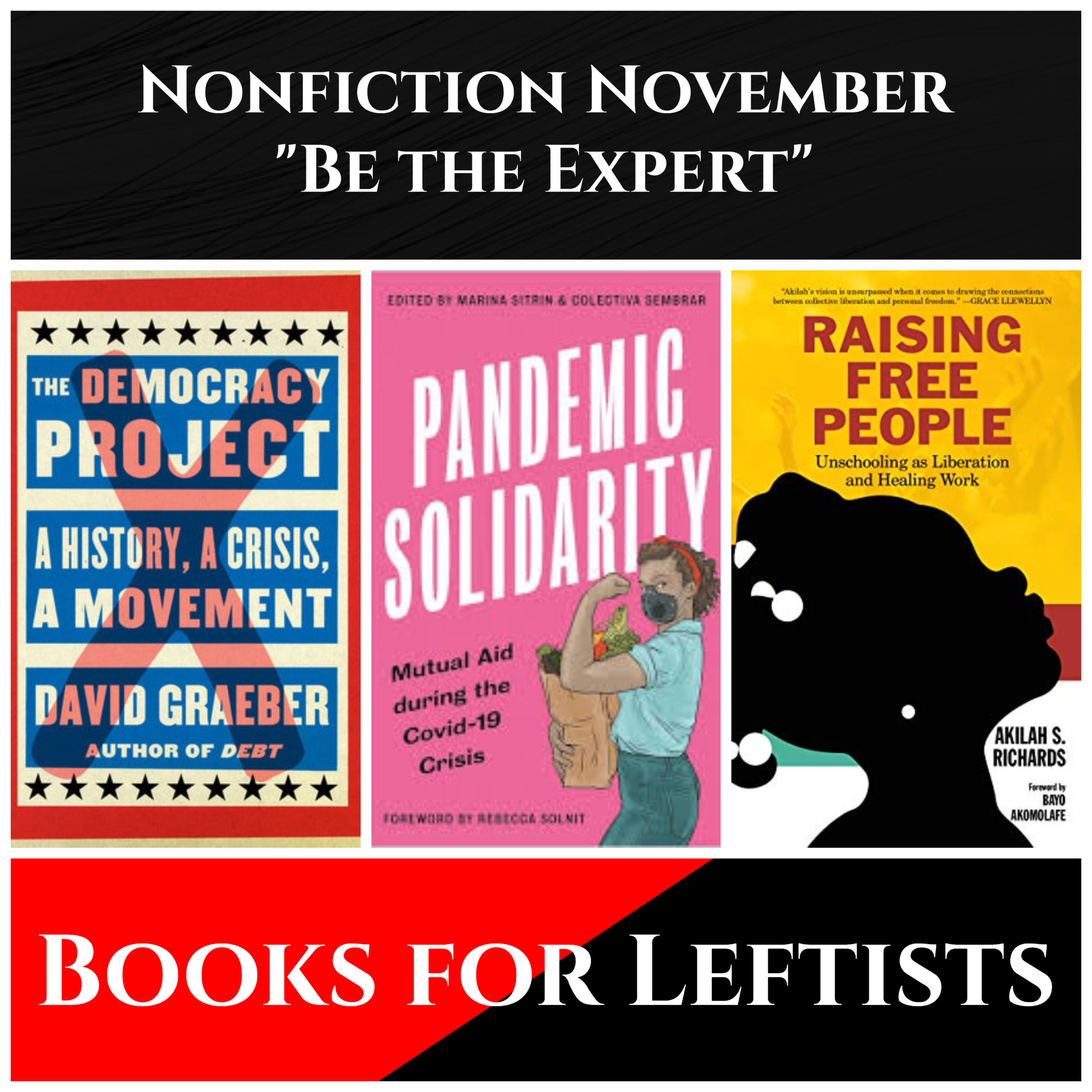 Nonfiction November: Books for Leftists