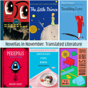 Novellas in November: Translated Literature