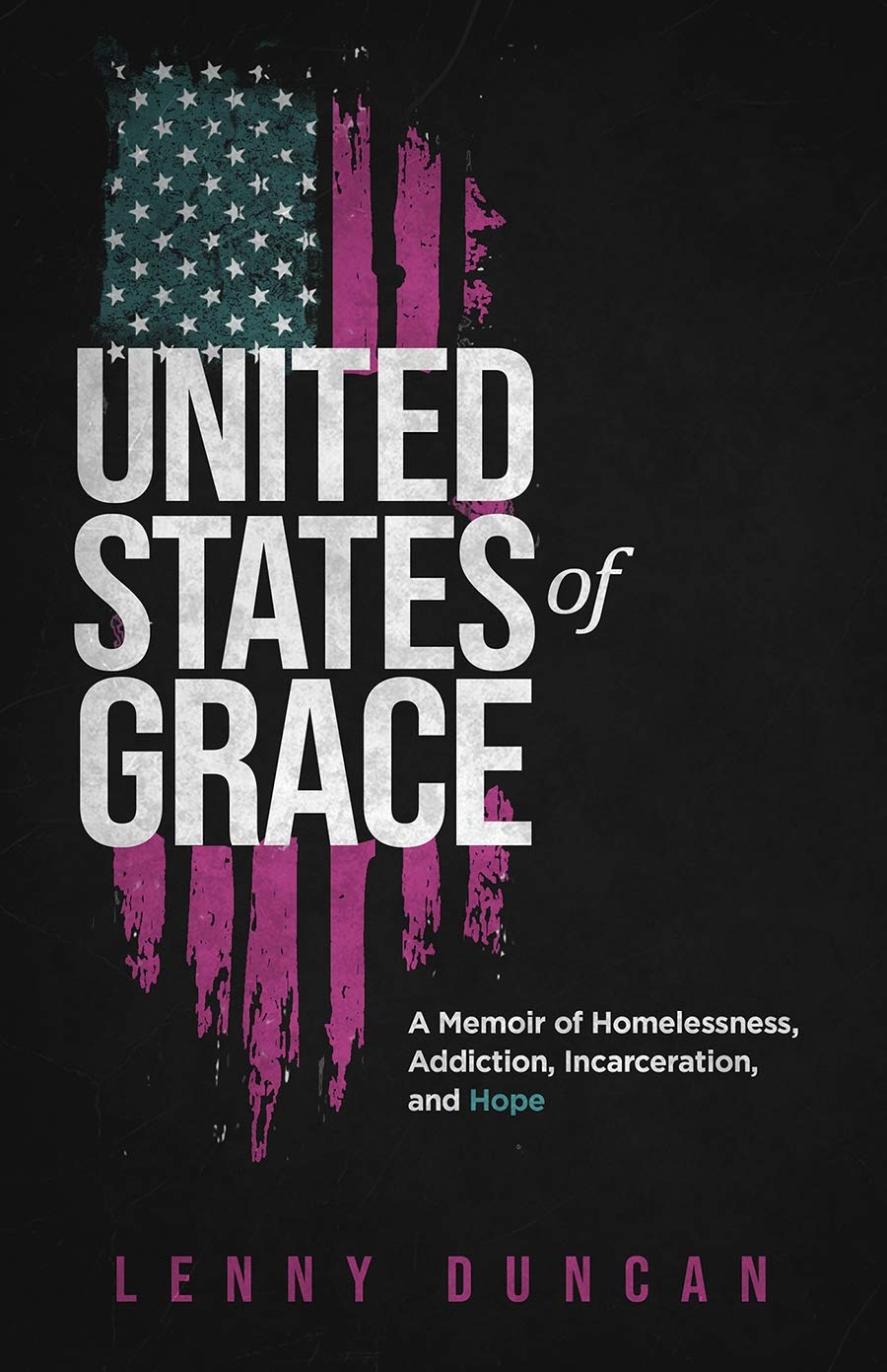 United States of Grace by Lenny Duncan